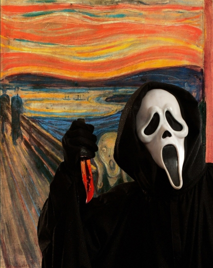 The Scream ft. Scream