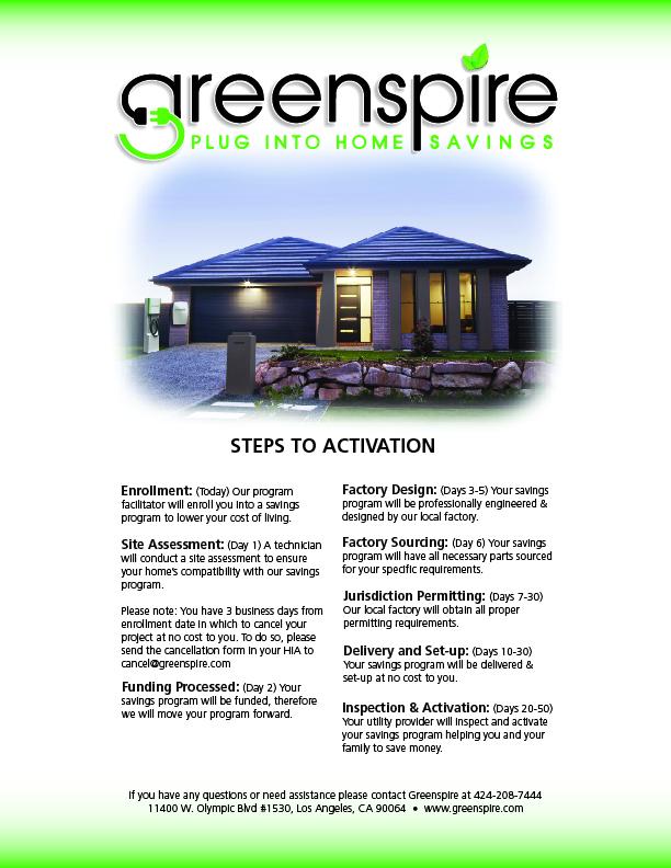 Greenspire Flyer